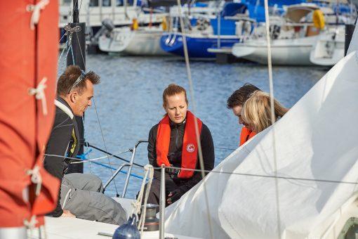Nyt fra sejlerskolen – marts 2018