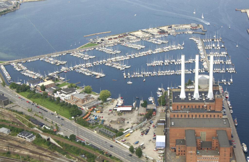 Visionsplan for Svanemøllehavnen